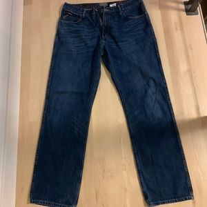 Ariat men's jeans. M3Athletic. 38/34